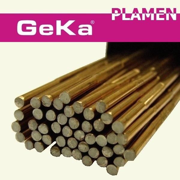 Svařovací drát GeKa ELIGAS 4 pr. 2,0 mm / 5 kg